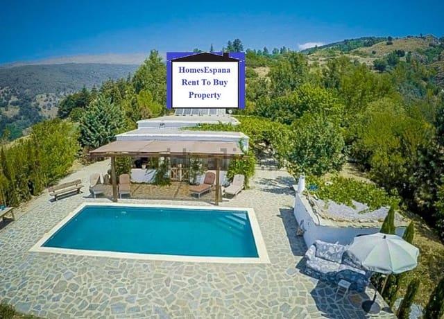Negocio de 6 habitaciones en Soportújar en venta con piscina - 295.000 € (Ref: 5000701)