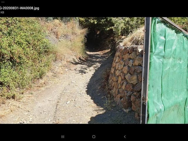 Finca/Country House for sale in Pitres - € 25,000 (Ref: 5609712)