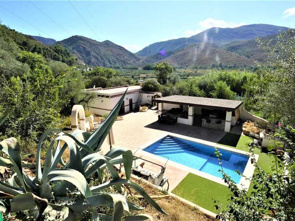 3 bedroom Finca/Country House for sale in Orgiva - € 345,000 (Ref: 6327526)