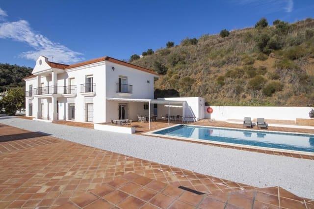 Hotel de 7 habitaciones en Málaga ciudad en venta con piscina - 994.995 € (Ref: 5067114)