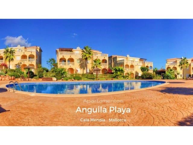 2 sypialnia Apartament na sprzedaż w Cala Anguila z basenem garażem - 275 000 € (Ref: 5235685)