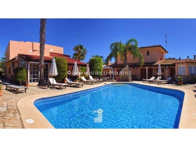 11 sypialnia Willa na sprzedaż w Sa Coma z basenem garażem - 1 400 000 € (Ref: 5235725)