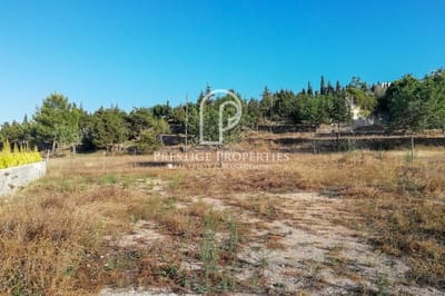 Undeveloped Land for sale in San Jose / Sant Josep de Sa Talaia - € 600,000 (Ref: 5350159)