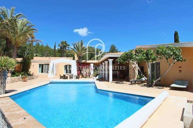 4 sypialnia Willa na sprzedaż w Sant Carles de Peralta z basenem - 3 000 000 € (Ref: 5350199)