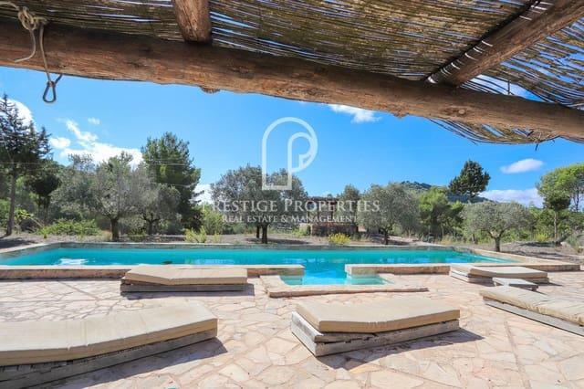 5 quarto Quinta/Casa Rural para venda em Can Furnet com piscina - 3 750 000 € (Ref: 5350217)