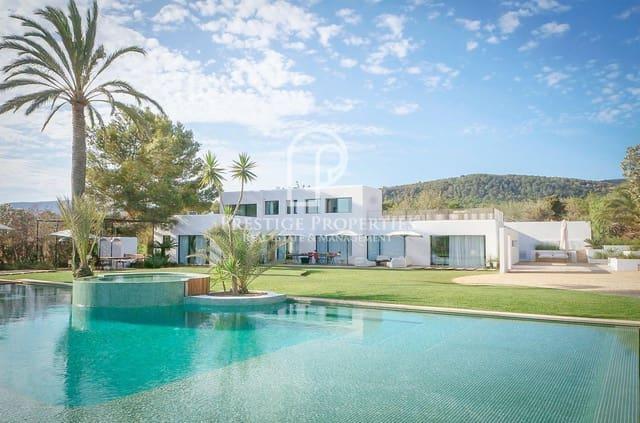 5 soveværelse Villa til salg i Cala Jondal med swimmingpool - € 4.200.000 (Ref: 5350218)