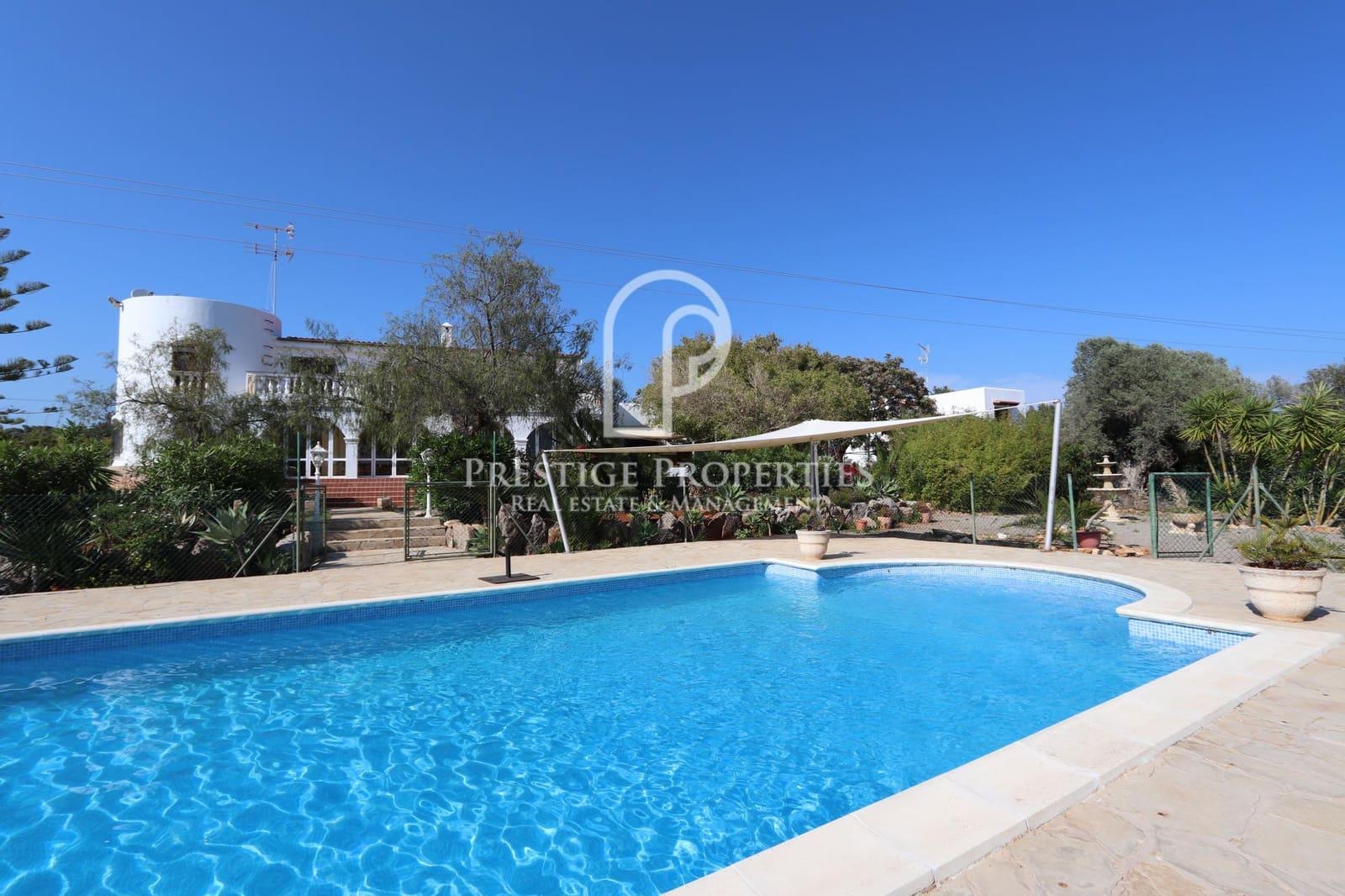 6 soverom Villa til salgs i Santa Gertrudis de Fruitera med svømmebasseng - € 1 750 000 (Ref: 5350227)