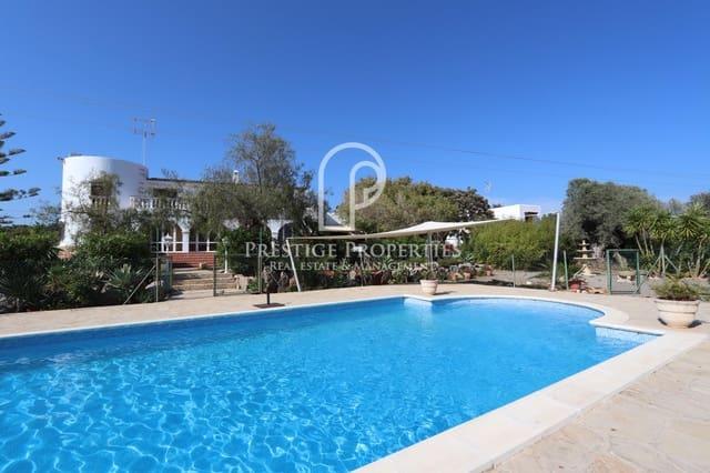 Chalet de 6 habitaciones en Santa Gertrudis de Fruitera en venta con piscina - 1.750.000 € (Ref: 5350227)