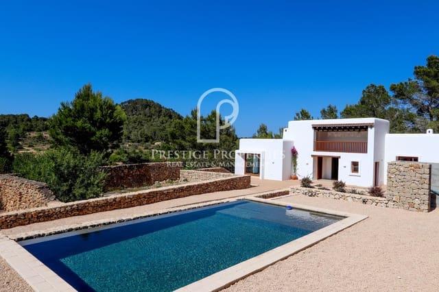 Finca/Casa Rural de 3 habitaciones en Sant Agusti des Vedra en venta con piscina - 1.700.000 € (Ref: 5350229)