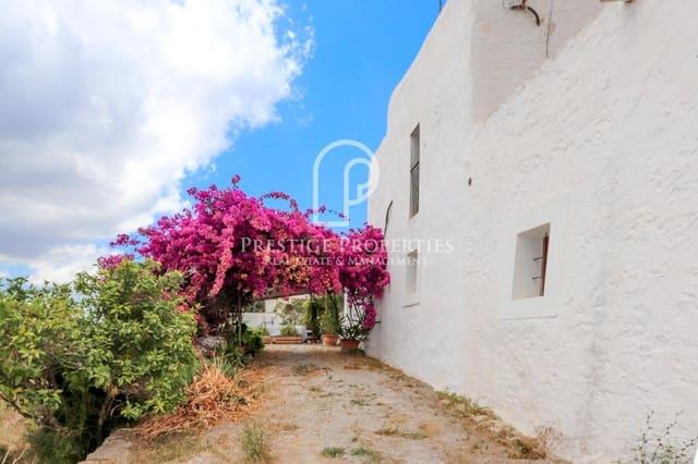 4 sovrum Finca/Hus på landet till salu i Santa Gertrudis de Fruitera - 1 980 000 € (Ref: 5350234)