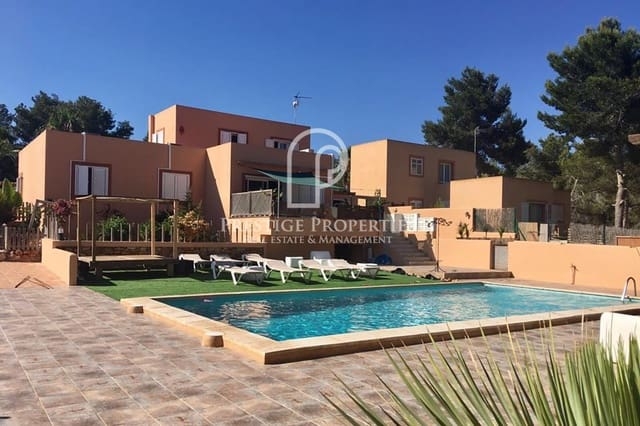 4 sovrum Villa till salu i San Jose / Sant Josep de Sa Talaia med pool - 1 280 000 € (Ref: 5350238)