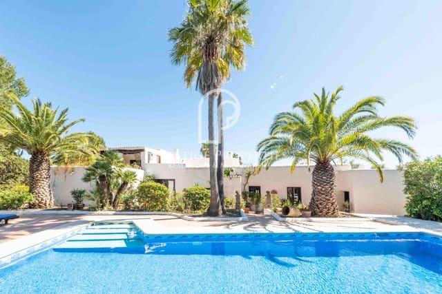 6 chambre Finca/Maison de Campagne à vendre à Puig de'n Valls avec piscine - 2 600 000 € (Ref: 5363980)