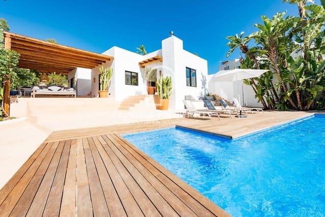 3 Zimmer Villa zu verkaufen in Cala Gracio mit Pool - 1.490.000 € (Ref: 5518133)