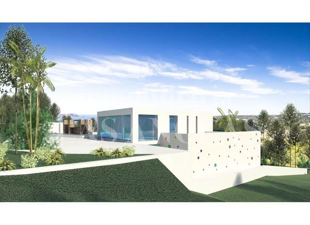 Byggetomt til salgs i Cala Moli - € 590 000 (Ref: 5851685)