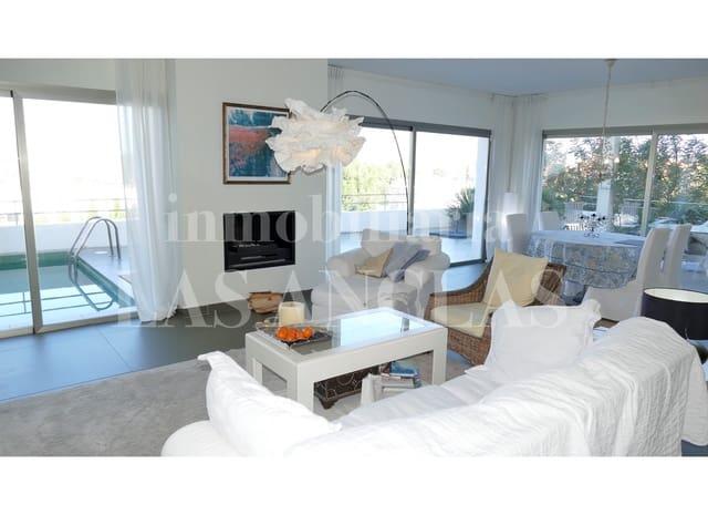 Pareado de 3 habitaciones en Santa Eulalia / Santa Eularia en venta con piscina - 699.000 € (Ref: 5898355)