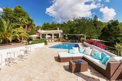 5 chambre Villa/Maison à vendre à Cala Tarida avec garage - 2 550 000 € (Ref: 4729281)