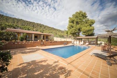 3 Zimmer Villa zu verkaufen in Es Cubells mit Pool - 1.490.000 € (Ref: 4746462)