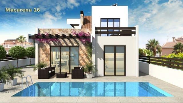 3 camera da letto Villa in vendita in Rojales con piscina - 278.208 € (Rif: 6152350)