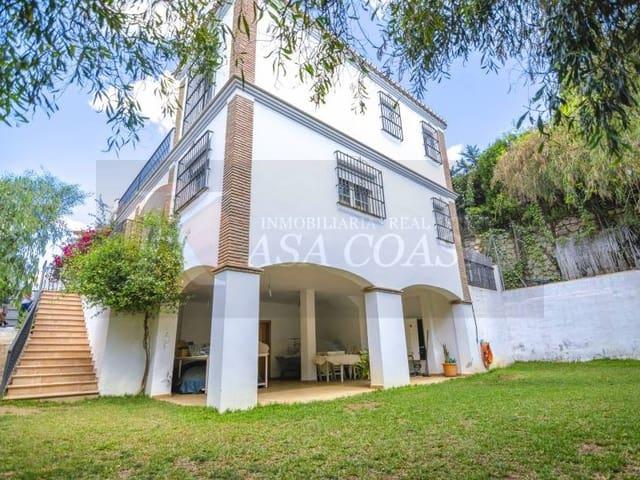 5 sypialnia Dom na sprzedaż w Las Lagunas de Mijas z garażem - 595 000 € (Ref: 4367794)