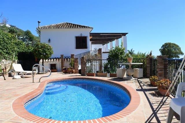 f884cfa8535 3 bedroom Villa for sale in Mijas - € 349