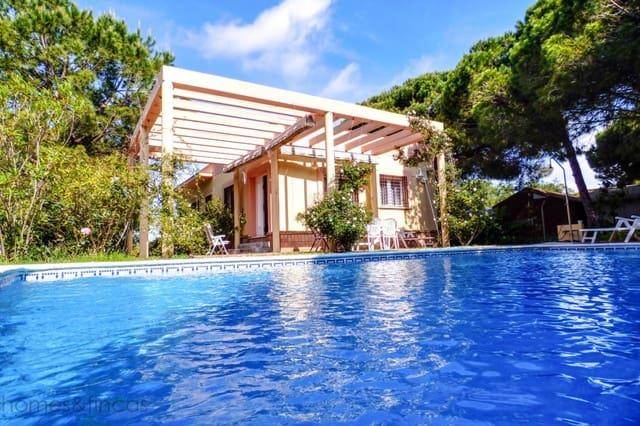 3 soverom Villa til salgs i Lepe med svømmebasseng garasje - € 299 000 (Ref: 5345931)