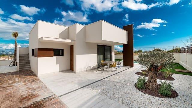 3 sypialnia Willa na sprzedaż w La Nucia z basenem - 318 000 € (Ref: 5233369)