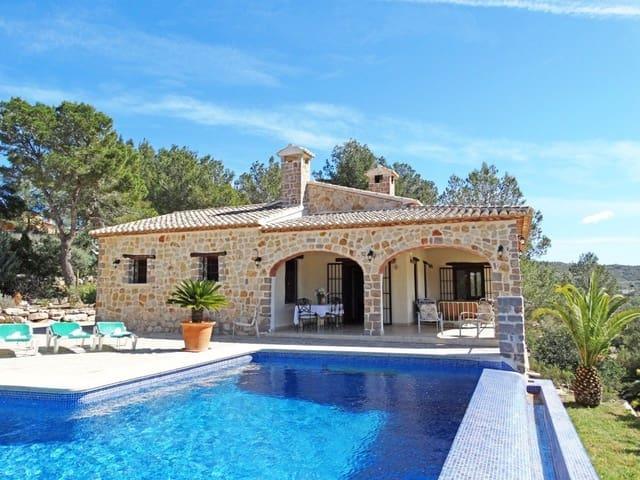 5 sypialnia Finka/Dom wiejski na sprzedaż w Lliber z basenem - 865 000 € (Ref: 5233376)