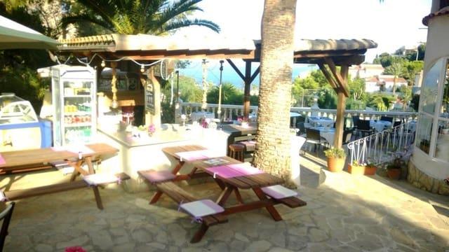 4 sypialnia Restauracja lub bar na sprzedaż w Calpe / Calp - 650 000 € (Ref: 5233382)