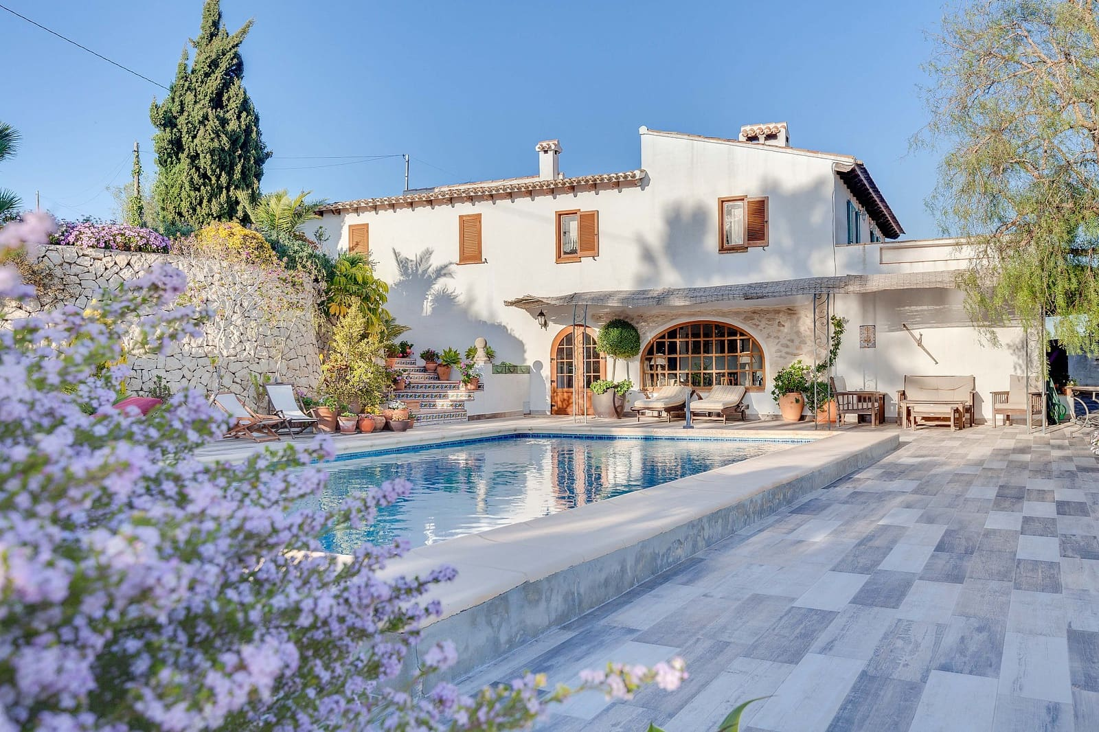 5 bedroom Finca/Country House for sale in Teulada with pool - € 1,700,000 (Ref: 5235735)