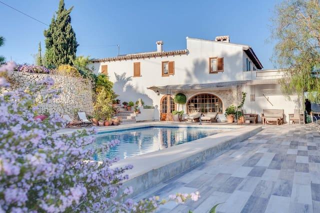 5 sypialnia Finka/Dom wiejski na sprzedaż w Teulada z basenem - 1 600 000 € (Ref: 5235735)