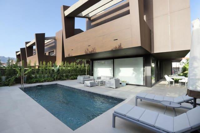 3 sypialnia Willa na sprzedaż w Alfaz del Pi / L'Alfas del Pi z basenem garażem - 830 000 € (Ref: 5609752)