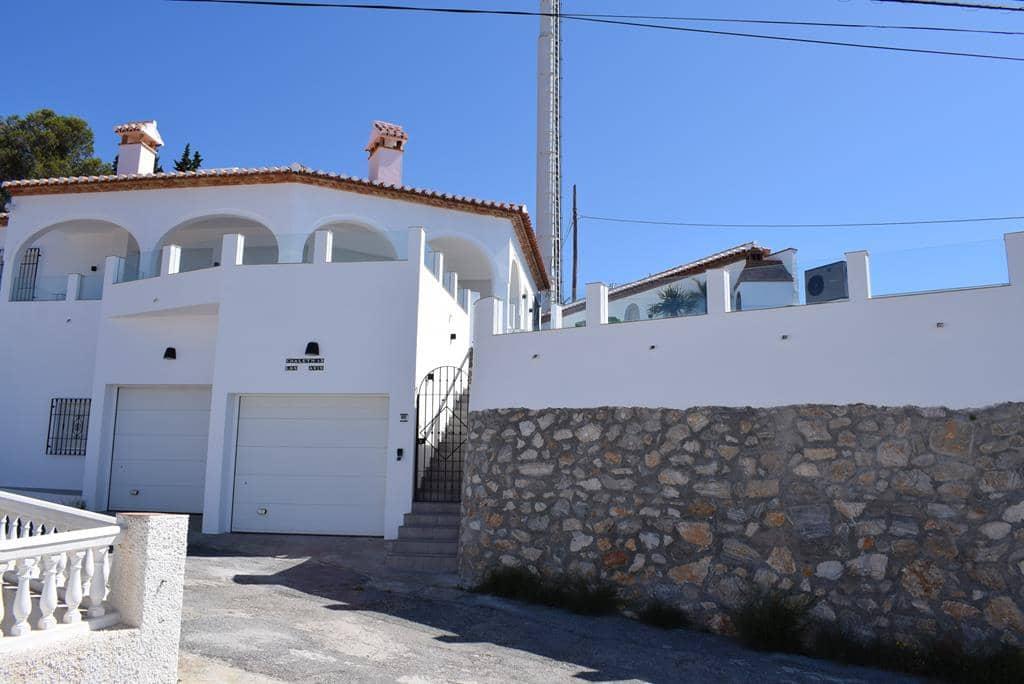 4 soveværelse Villa til leje i Almunecar med swimmingpool - € 2.000 (Ref: 4586305)