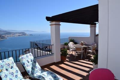 2 chambre Penthouse à vendre à Almunecar avec piscine - 295 000 € (Ref: 4768000)