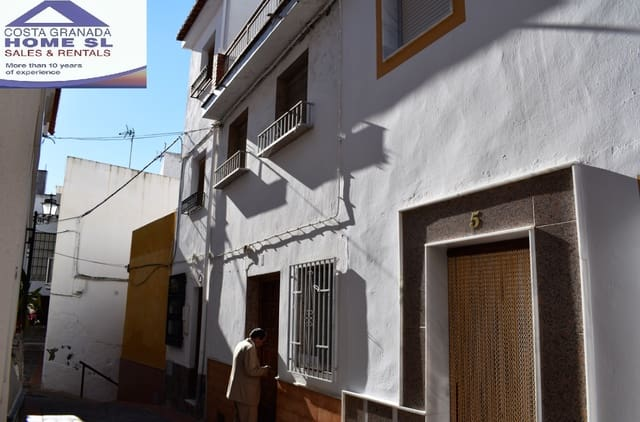 3 sovrum Hus till salu i Molvizar - 32 000 € (Ref: 4912323)