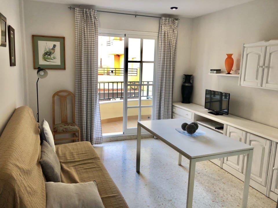 1 slaapkamer Appartement te huur in Torre del Mar - € 450 (Ref: 5036280)