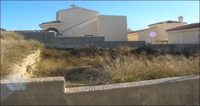 Undeveloped Land for sale in Benimar - € 80,000 (Ref: 4338464)
