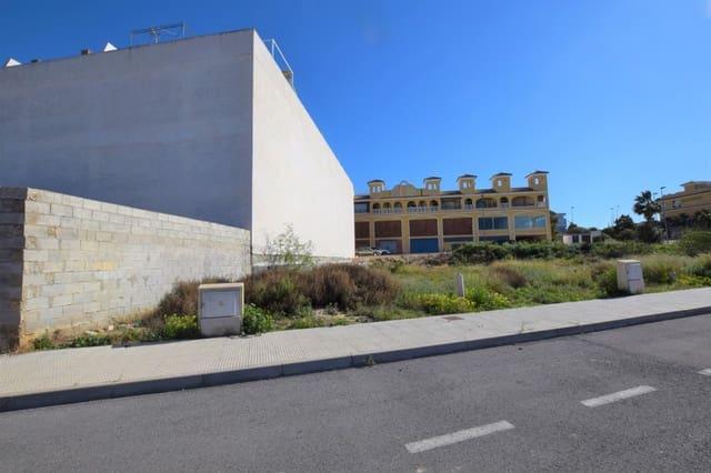 Ubebygd land til salgs i Benijofar - € 89 000 (Ref: 5100858)