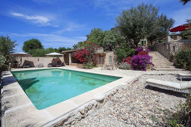 3 sovrum Semi-fristående Villa till salu i Andratx med pool garage - 895 000 € (Ref: 5562197)
