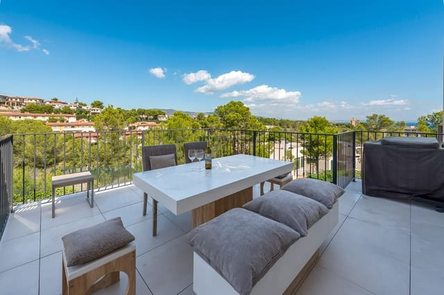 3 sypialnia Dom blizniak na sprzedaż w Cala Vinyes / Cala Vinyas / Cala Vinas z garażem - 870 000 € (Ref: 5562206)