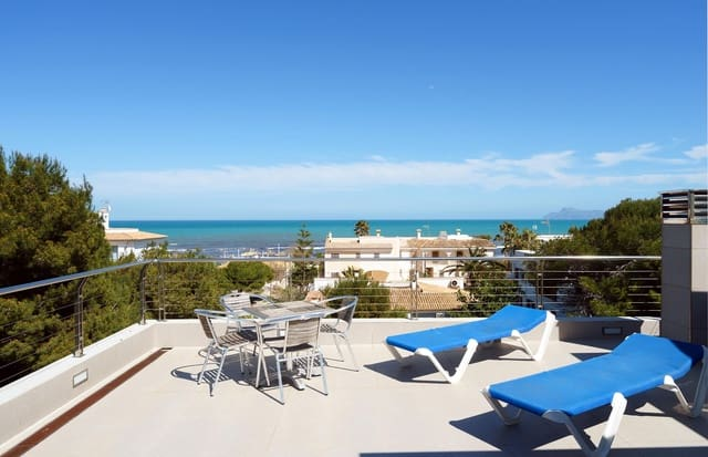 3 bedroom Semi-detached Villa for sale in Muro with pool garage - € 950,000 (Ref: 5562238)
