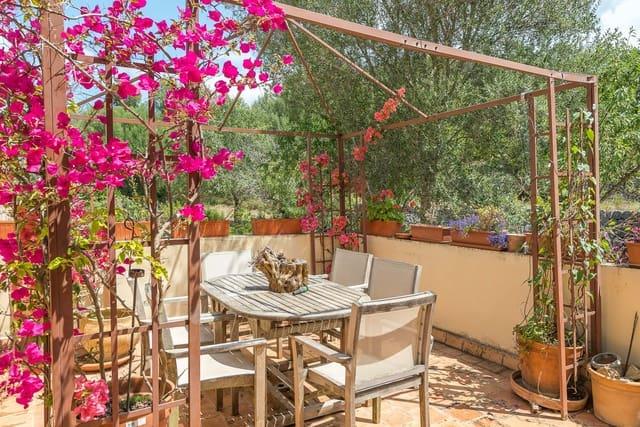 4 soveværelse Byhus til salg i L'Arraco / S'Arraco med garage - € 1.290.000 (Ref: 5562874)