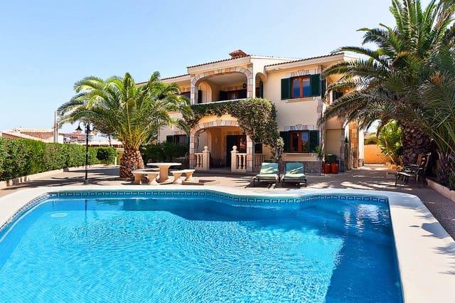 5 sypialnia Willa na sprzedaż w El Toro / Port Adriano z basenem garażem - 1 272 000 € (Ref: 5562914)