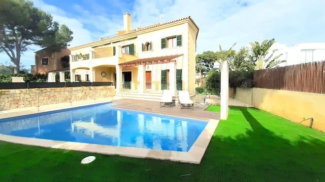 4 slaapkamer Halfvrijstaande villa te huur in Puig de Ros met zwembad garage - € 2.800 (Ref: 5586609)