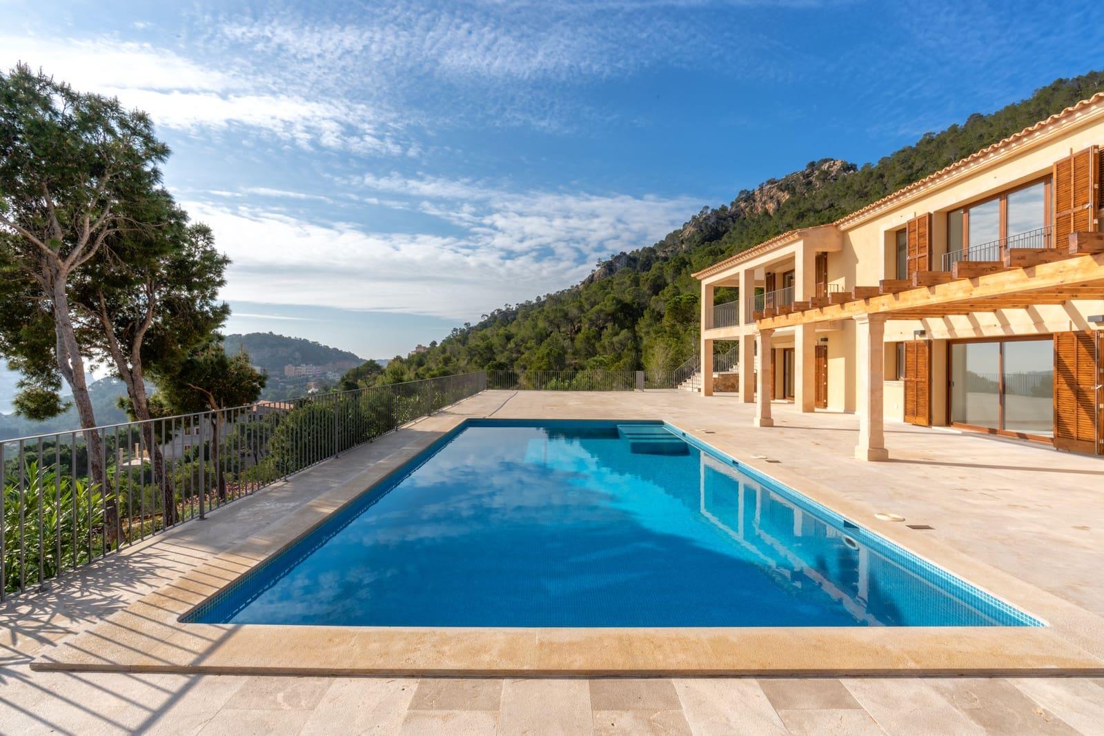 4 soverom Villa til leie i Puerto de Andratx med svømmebasseng garasje - € 15 000 (Ref: 5586743)