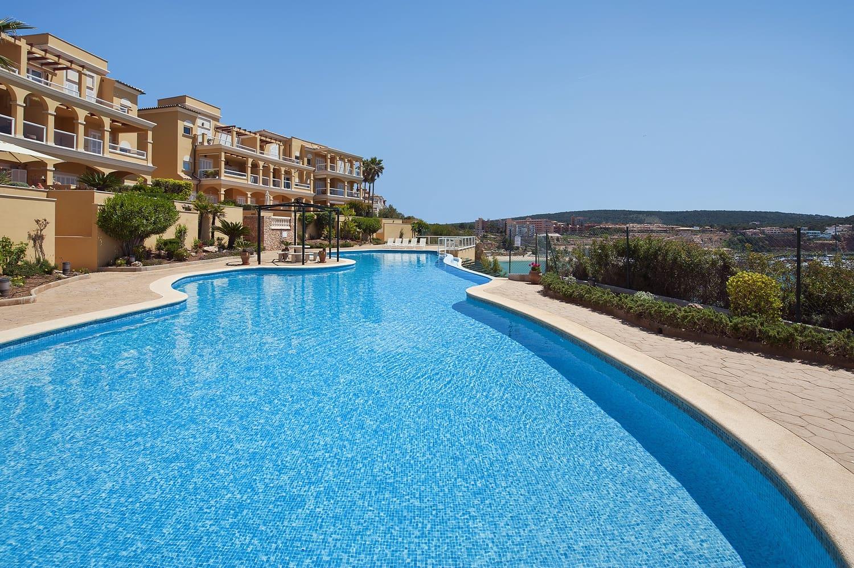 3 soveværelse Penthouse til leje i Santa Ponsa med garage - € 3.500 (Ref: 5586752)