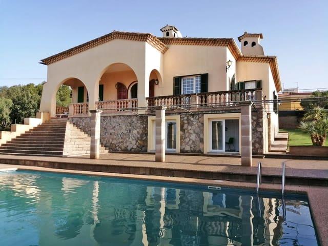 4 soveværelse Villa til leje i Marratxi med swimmingpool garage - € 3.000 (Ref: 5642725)