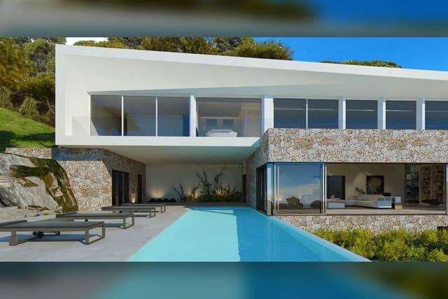 Byggegrund til salg i Sol de Mallorca - € 2.260.000 (Ref: 5681502)