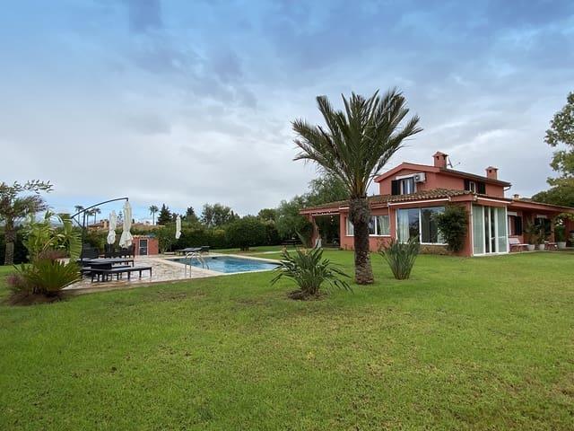 4 slaapkamer Villa te huur in Son Gual met zwembad garage - € 3.300 (Ref: 5681591)