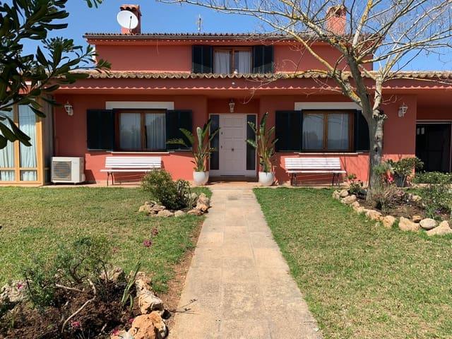 4 sovrum Villa att hyra i Son Gual med pool garage - 2 700 € (Ref: 5681591)