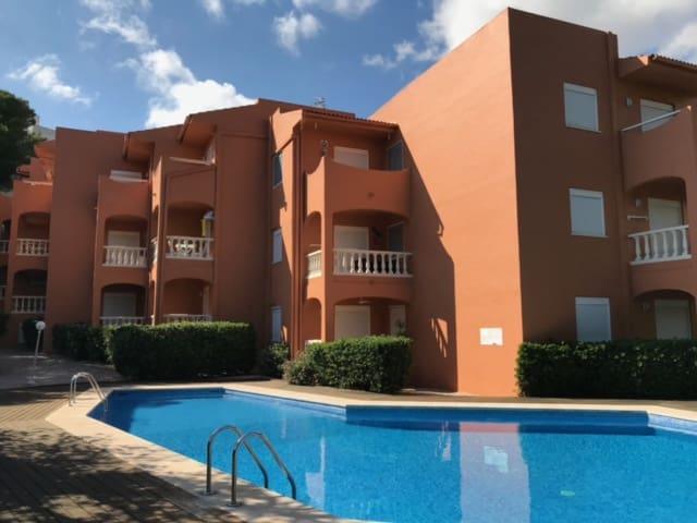 1 soveværelse Lejlighed til leje i Canyamel - € 730 (Ref: 5691194)